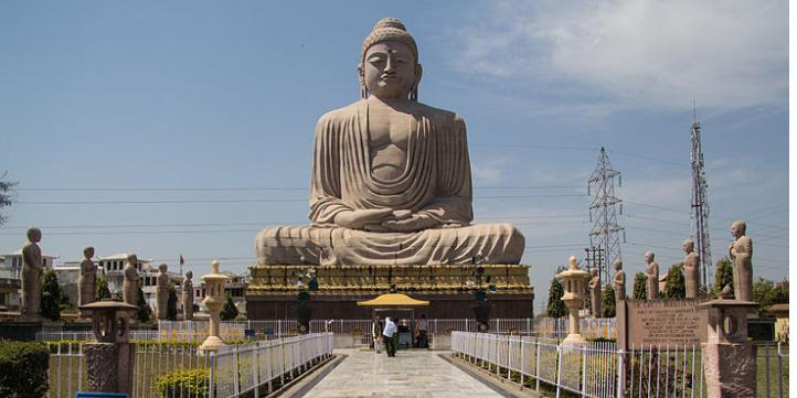 Bodhgaya, Bihar  – Live More Zone