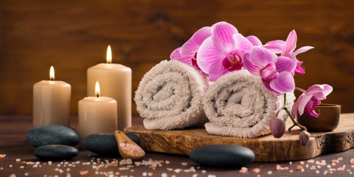 Book a spa day  – Live More Zone