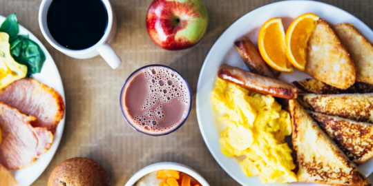 5 Spots To Hit For Hangover-Friendly Breakfasts