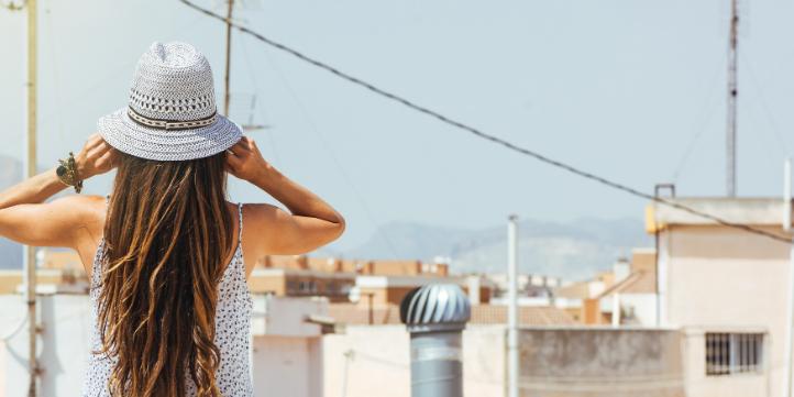 Bucket Hat  – Live More Zone