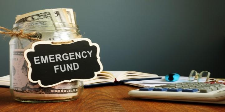 Build rainy day fund