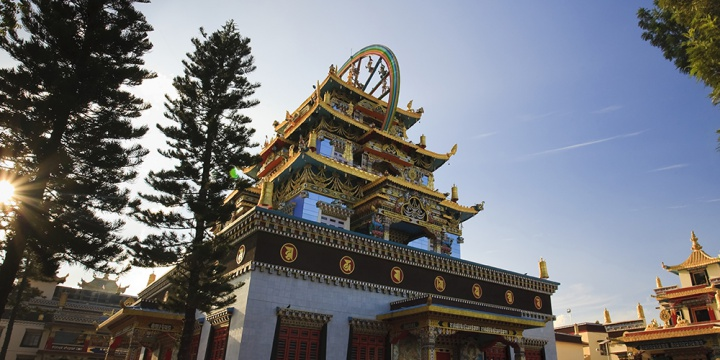 Head To Bylakuppe And Discover A Piece Of Tibet In Coorg