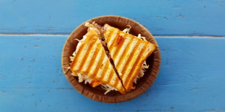 Cheese Sandwich - Live More Zone