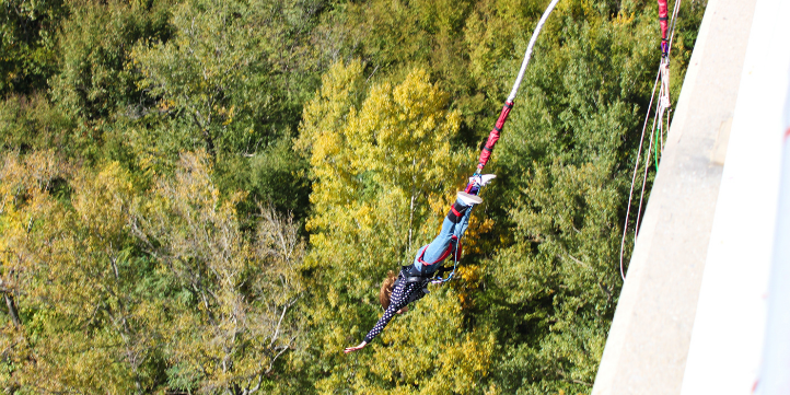 China Bungee Jump  – Live More Zone