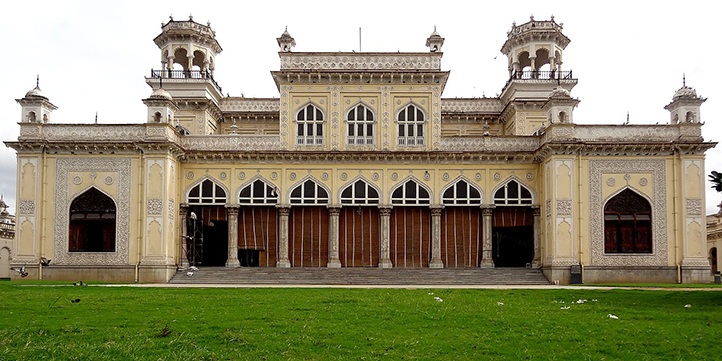 Chowmahalla Palace - Live More Zone