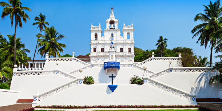 Churches of Old Goa  – Live More Zone
