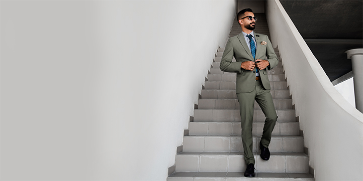 Formal Suit - Live More Zone