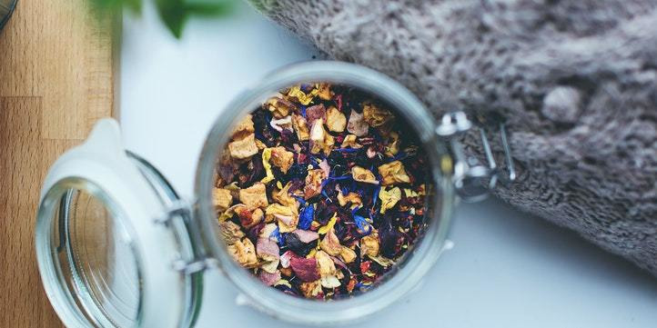 Calming Tea – Live More Zone