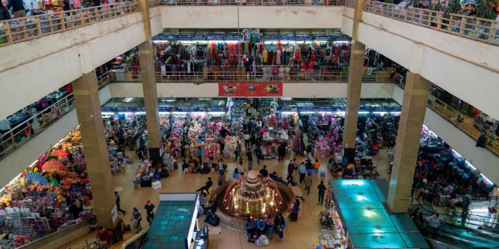 Dubai Shopping Festival – Live More Zone