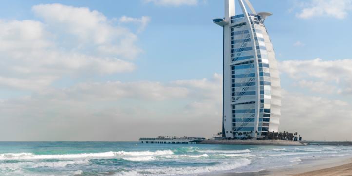 Dubai Beach – Live More Zone