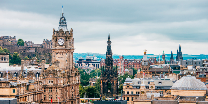 Edinburgh – Live More Zone