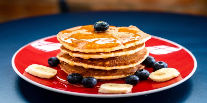 Pancakes  - Live More Zone