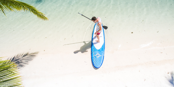 Water sports in the Maldives  – Live More Zone
