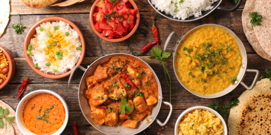 Best Indian Cuisines You Must Try