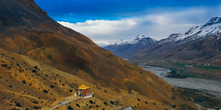 Spiti Valley Travel Guide