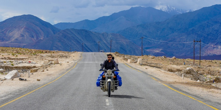 Guide To Leh Ladakh Road Trip