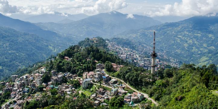 Gangtok  – Live More Zone