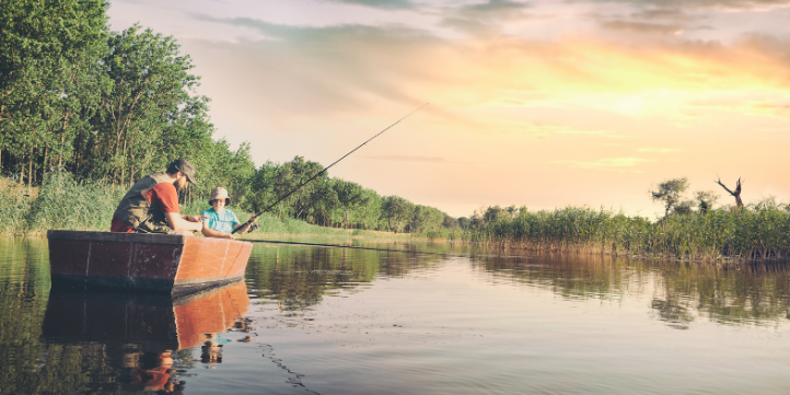 Fishing  – Live More Zone