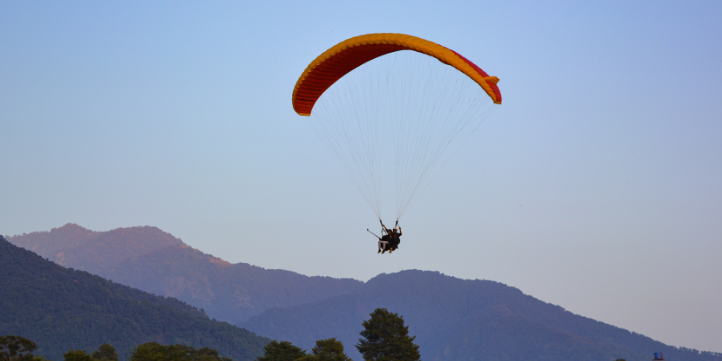 Paragliding in Goa – Live More Zone
