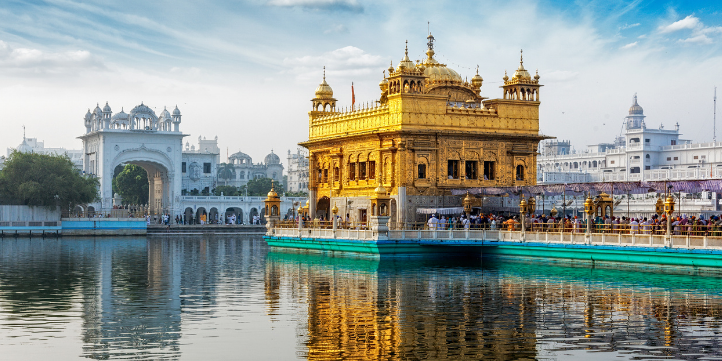 Golden Temple  – Live More Zone