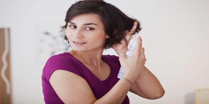 Hair spray for hair styling