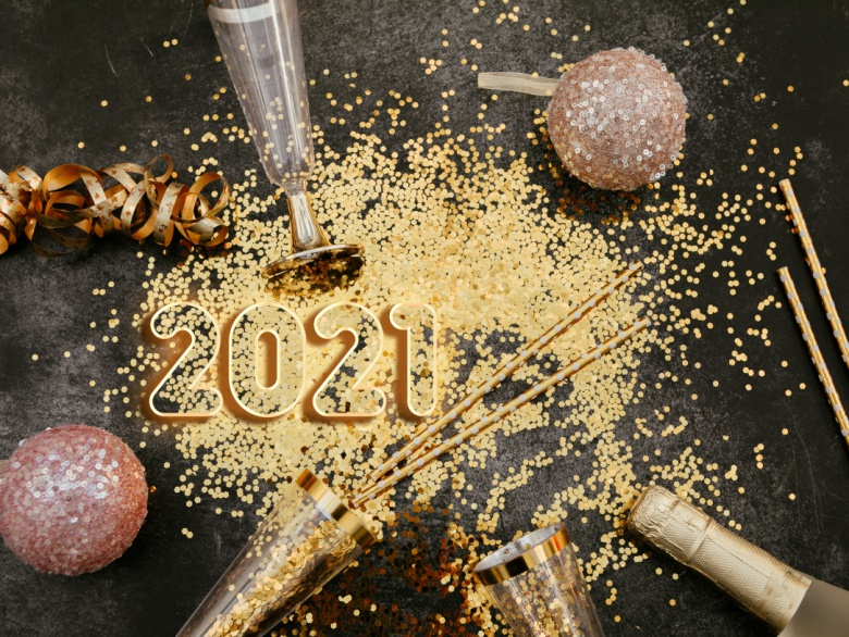 Creative Ideas To Celebrate New Year's At Home