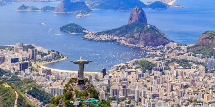 Harbour of Rio de Janeiro  – Live More Zone