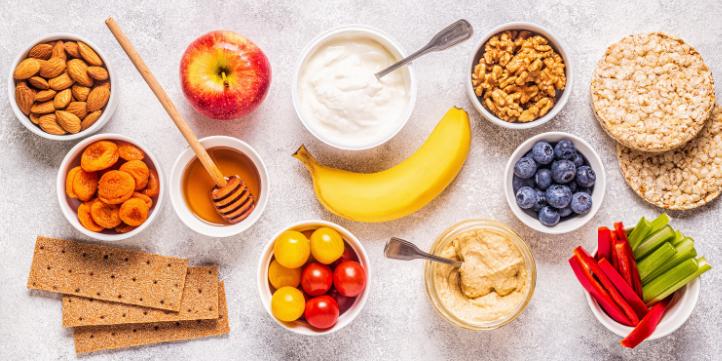Healthy Snacks Recipes – Live More Zone