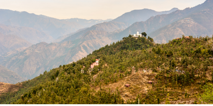 Reach Mussoorie  – Live More Zone