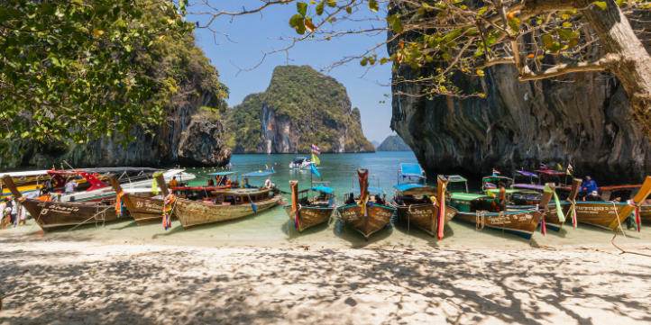How to reach Thailand  – Live More Zone
