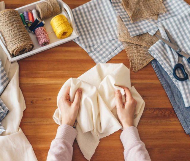 5 Ways To Upcycle Clothes At Home