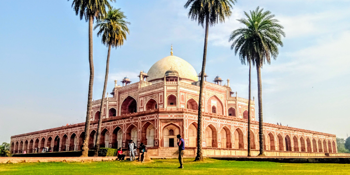 Humayuns Tomb – Live More Zone
