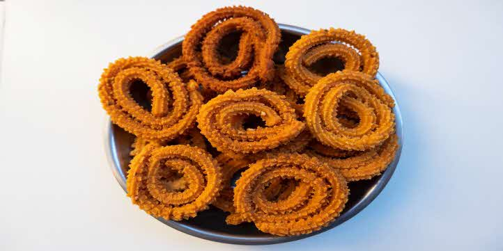 Murukku Snack – Live More Zone
