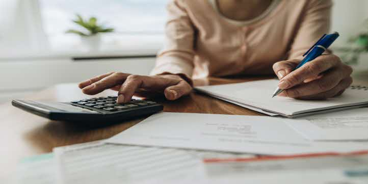 Restructure monthly expense