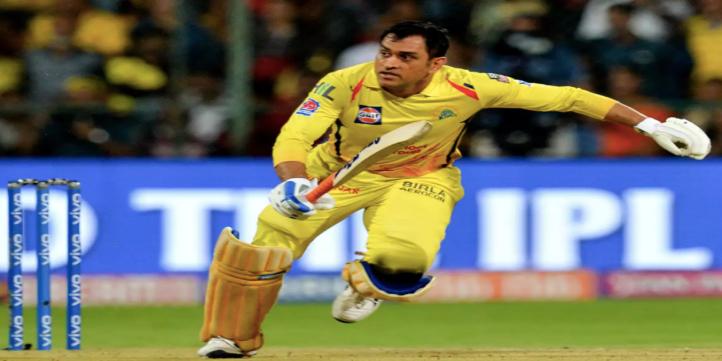 MS Dhoni in IPL – Live More Zone