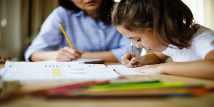 Open savings account for child education