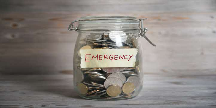 Build emergency fund
