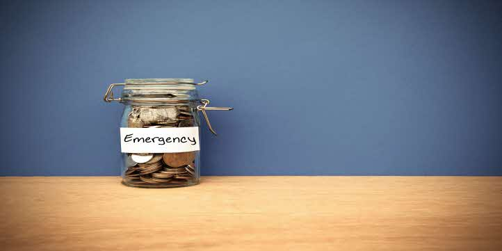 Have an emergency fund