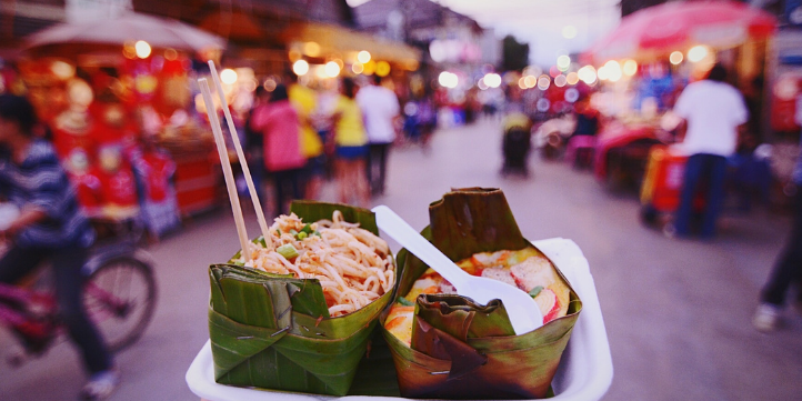 Street Food- Live More Zone