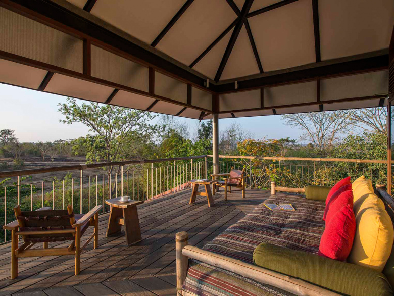 Thrill Seekers, This Jungle Lodge Is Calling Out To You