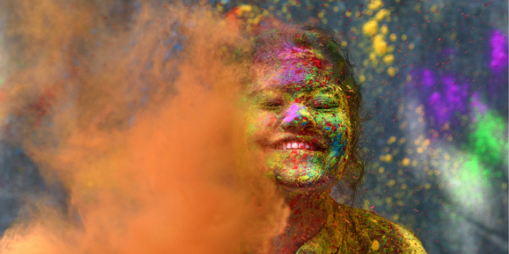 Holi in Karnataka  – Live More Zone