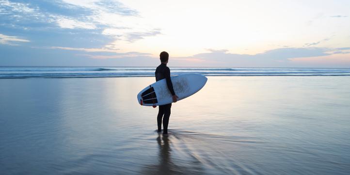 Kovalam Beach  – Live More Zone