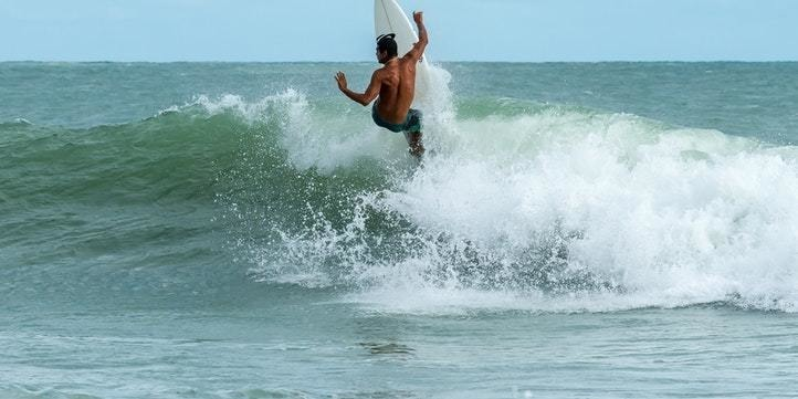Kerala Beach - Live More Zone