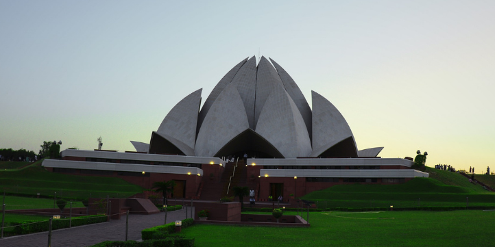 Lotus Temple – Live More Zone