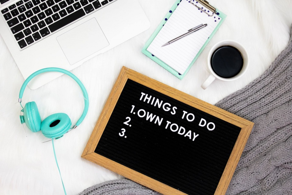 To Do List - Live More Zone