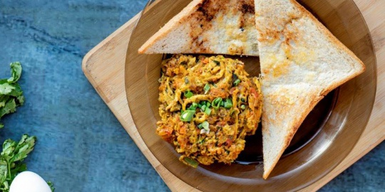 Ministry Of Eggs –  Get Variety Of Egg Dishes Delivered From This Outlet