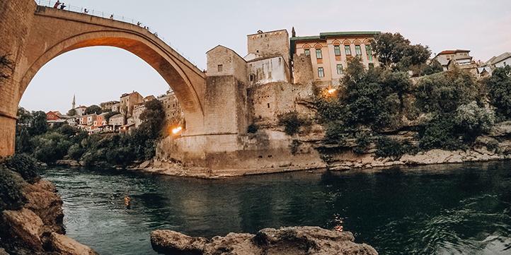 Mostar, Bosnia and Herzegovina - Live More Zone