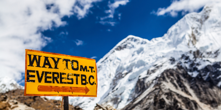 Mount Everest – Live More Zone