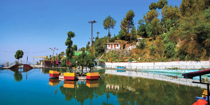 Mussoorie Lake – Live More Zone