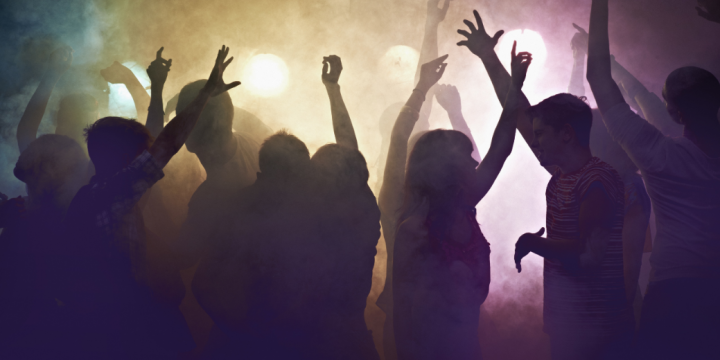 Introvert Dancers, This Event Lets You Dance In The Dark